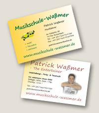 Musikschule Wassmer, Musikschule